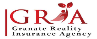 granate reality insurance agency logo